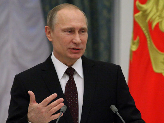 Рейтинг Путина бьет рекорды: помогли Олимпиада и Крым