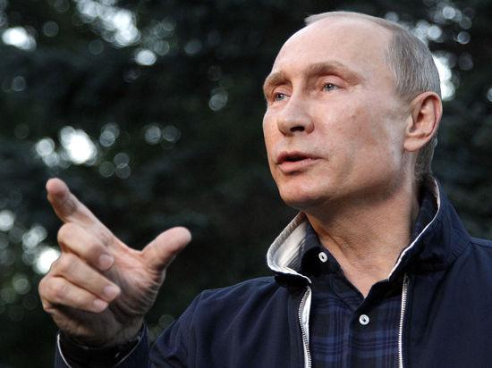 За что любят Путина в мире и в России?
