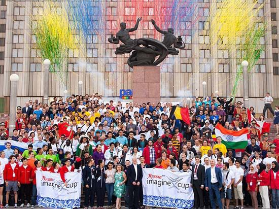 Международные конкурсы создают людей новой формации