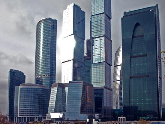 Колонны «Москва-Сити» были сделаны из мусора