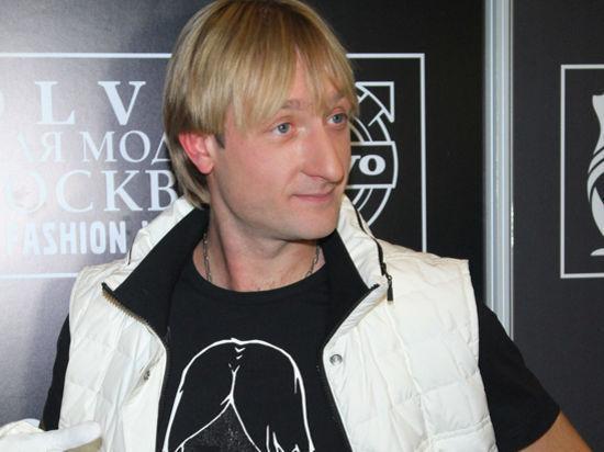 Теперь у Евгения Плющенко собственный позвоночник