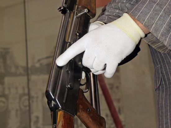 В соседней ячейке нашли 111 патронов калибра 5,45 мм