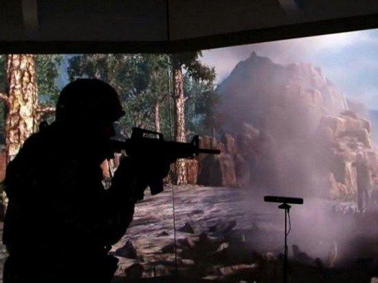 Создана система виртуальной реальности для тренировки солдат Армии США