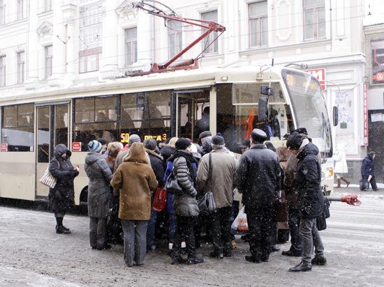 Ревизоры из КСП Москвы обнаружили недосдачу троллейбусов и трамваев