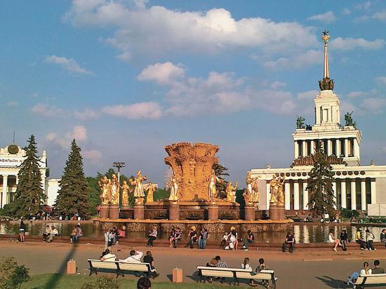 Для восстановления ВДНХ нужно 7 лет и 60 млрд рублей