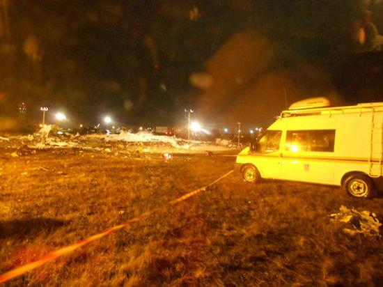 За крушение самолета в Казани могут наказать чиновников Росавиации