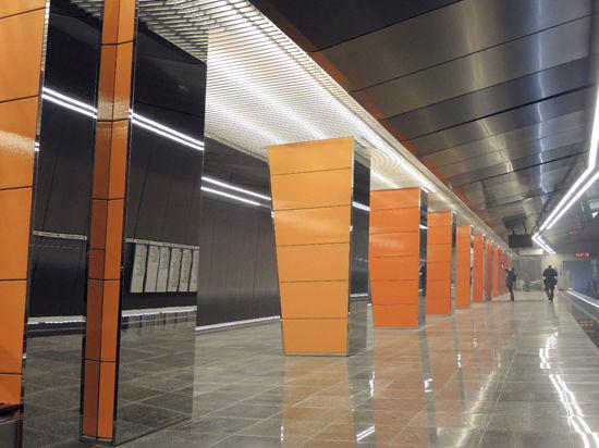 В московском метро появятся прокладывающие маршрут инфостенды