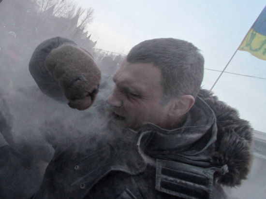 Виталий Кличко - «МК»: «Очень бы не хотелось гражданской войны!»