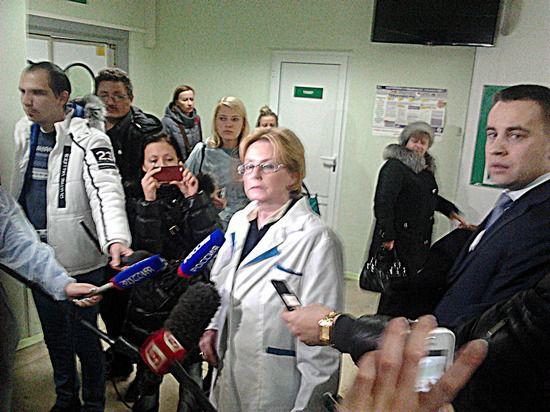 Семь пострадавших при теракте в Волгограде отправлены в Москву