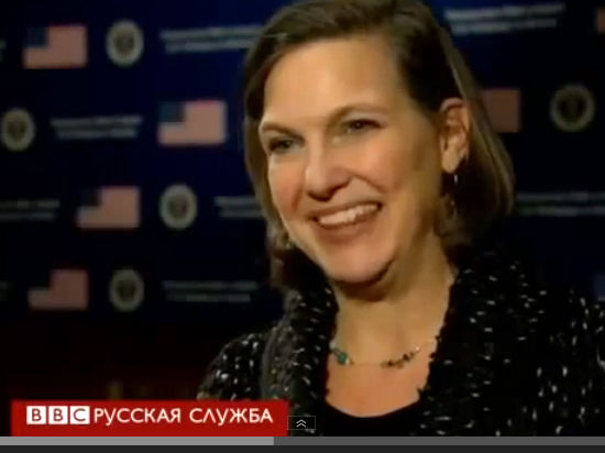 Помощник госсекретаря США Виктория Нуланд – о $5 миллиардах, российском бородаче из ГРУ и украинском правительстве
