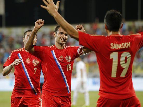 Российским футболистам выбрали место проживания в Бразилии