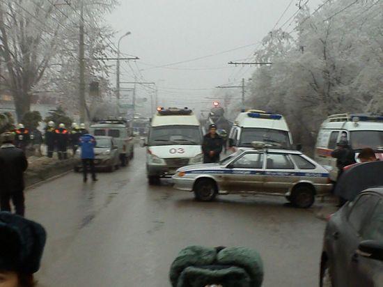Троих раненых при втором взрыве в Волгограде доставят в Москву