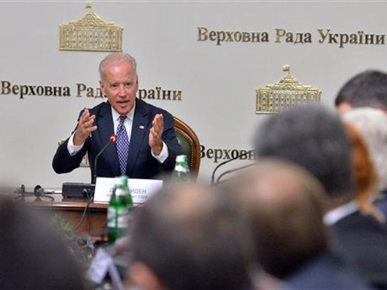 Джо Байден в Киеве раскритиковал Россию и пообещал Украине помощь в борьбе с зависимостью от российских энергоносителей