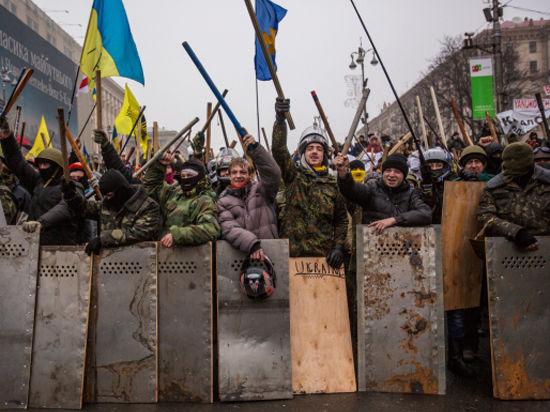 «В центре Киева начинается хаос»
