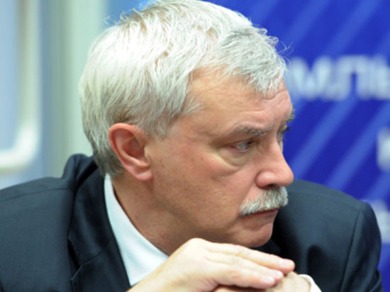 Губернатор Санкт-Петербурга Полтавченко досрочно уйдет в отставку?
