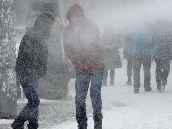 От столичного мороза пострадали 20 человек