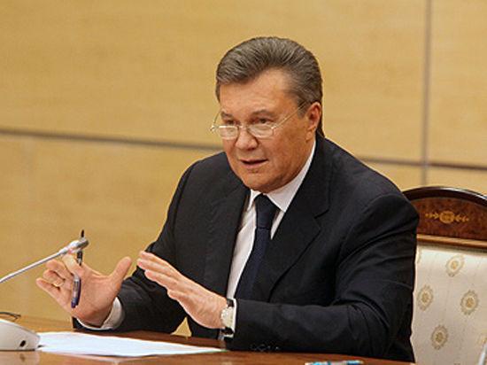 Янукович пригрозил бандеровцам «тяжелой рукой Юго-востока»