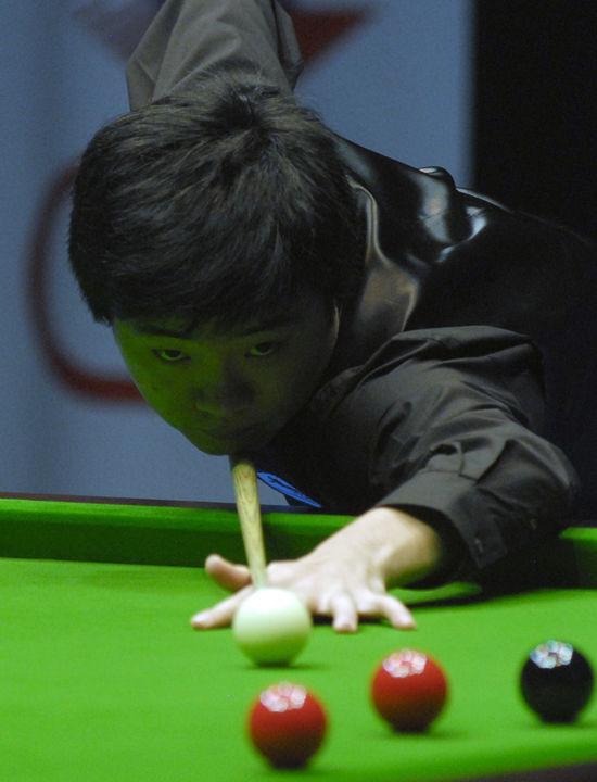 Цзюньху ДИН: «Может, я слишком много выигрываю?»