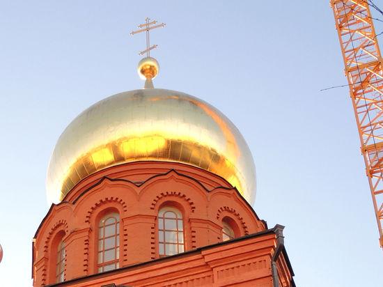С возведением церквей в Москве «поспешат, не торопясь»