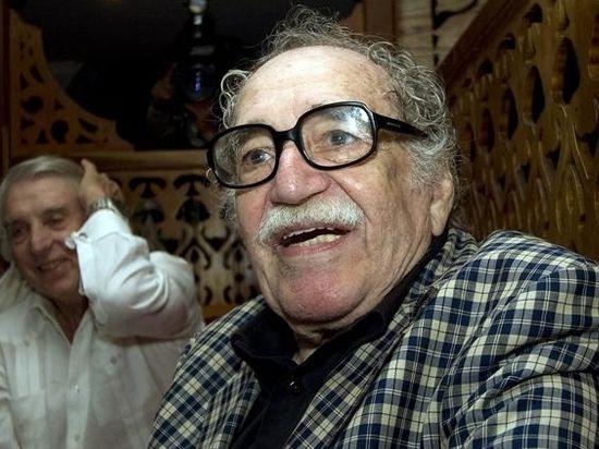 В Мексике скончался всемирно известный писатель Габриэль Гарсиа Маркес