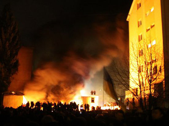 Львовский бунт: осмысленный и площадный