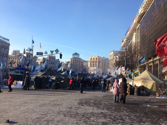 70-дневное противостояние рассорило украинских депутатов в обоих лагерях
