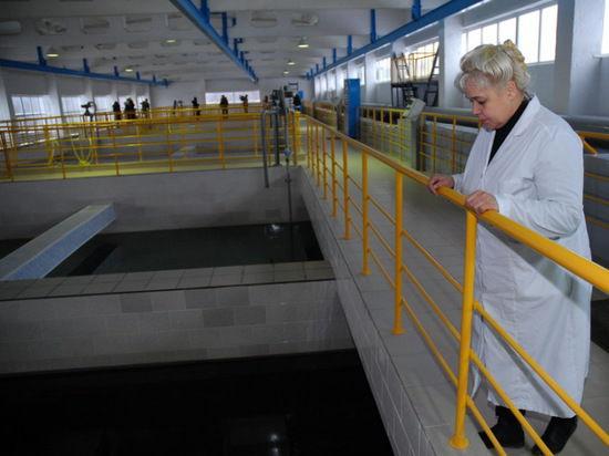 Промышленникам выставили повышенные платежи за сточные воды