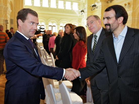 Иран ждет от России поставок С-300 и считает этот контракт легитимным