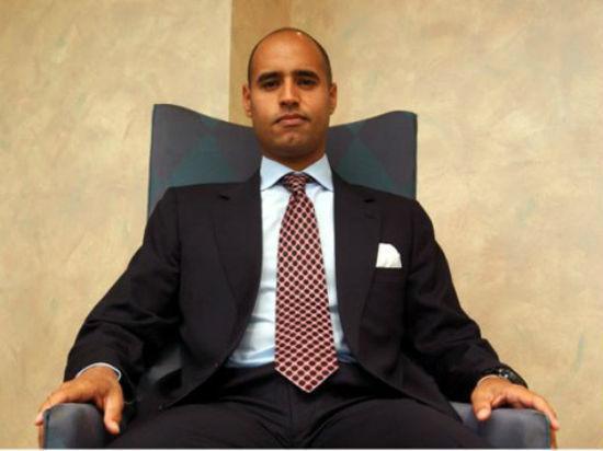 В Ливии должны судить сына Муаммара Каддафи