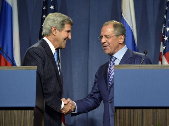 Лавров и Керри обсудили федерализацию Украины