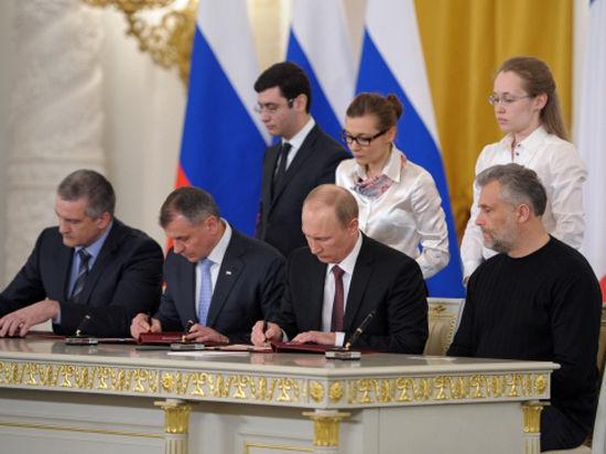 Крымский лакмус. Как события перепахали взгляды российских политиков
