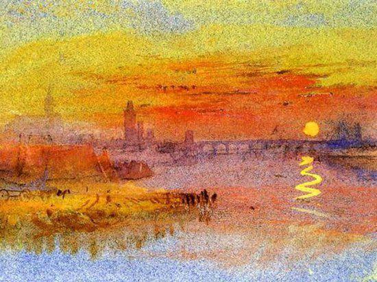 Физики увидели на картинах художников разных эпох образы климатических изменений