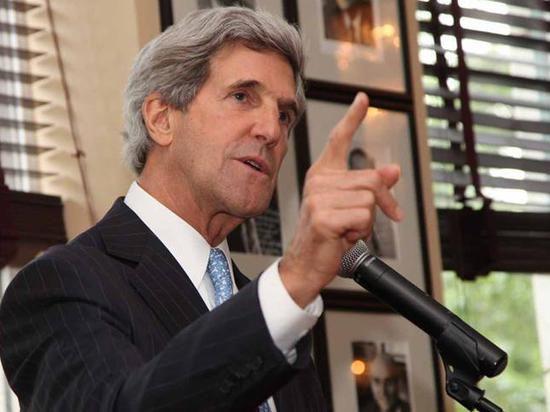 Керри: Россия дорого заплатит, если продолжит политику в отношении Украины