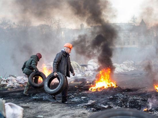 Киев готовится реанимировать Майдан