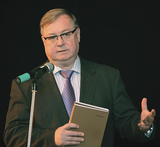 Глава книжного союза Сергей Степашин: «До папуасов нам еще далеко!»