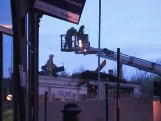 Подведены итоги катастрофы полицейского вертолета, упавшего на паб в Глазго: восемь погибших