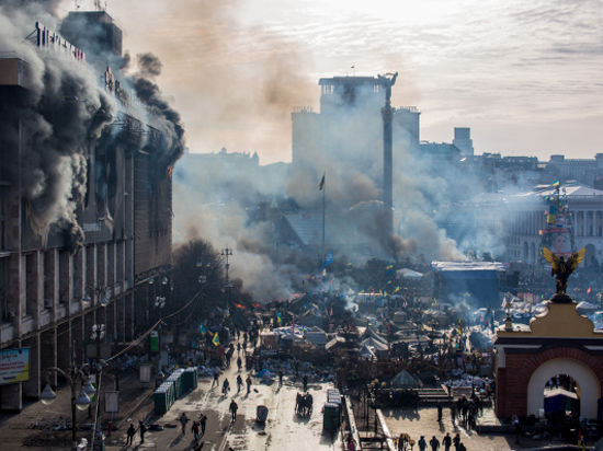 Проклятая Украина