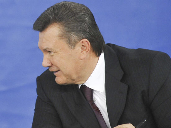 Против Януковича возбуждают уголовное дело