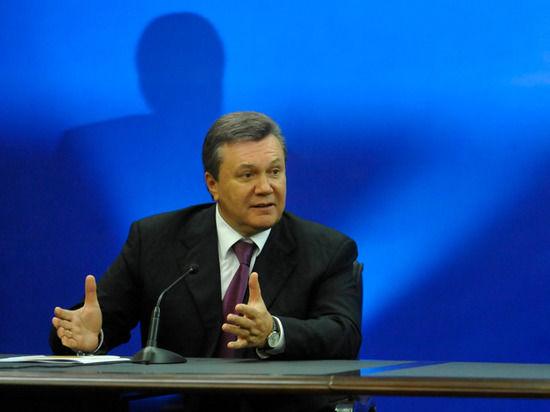 Янукович появился в Харькове и собирается провозгласить начало операции против Киева?
