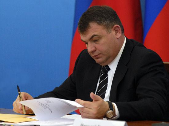 Сердюков ответит за «Генеральское озеро»
