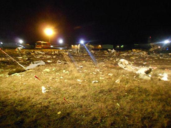Опознаны все жертвы крушения Boeing-737 в Казани