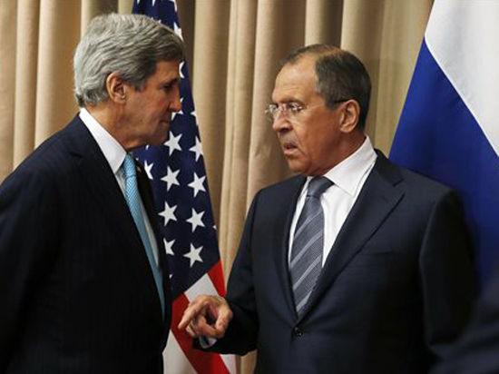 Лавров: Украина - лишь один из примеров нежелания США уступать в геополитической борьбе