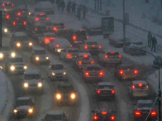 Российские дороги научатся предсказывать погоду