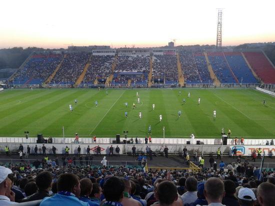 Стадиону в Самаре не хватает денег на систему видеонаблюдения