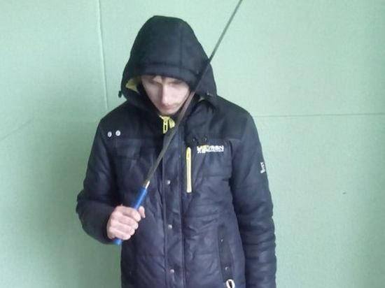 Московские полицейские задержали грабителя-самурая