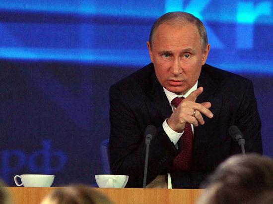 Путин назвал главного соперника России