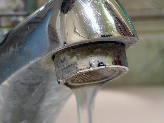 В Москве вводится специальная норма водопотребления