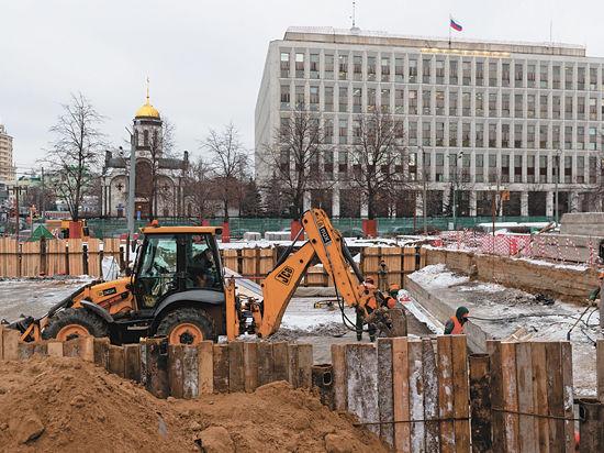 Тоннель на Калужской площади будут ремонтировать на ходу