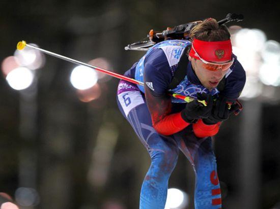 Российские биатлонисты и после Олимпиады продолжают выигрывать медали