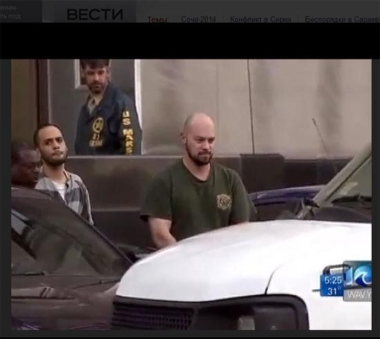 Обманутый агентами ФБР шифровальщик ВМС США Роберт Хоффман приговорен к 30 годам тюрьмы